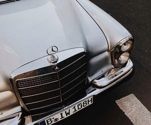 beauty, benz, and car image
