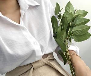 fashion, minimalism, and casual image