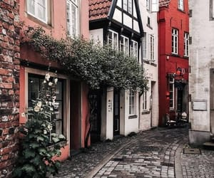 cozy, streets, and travel image