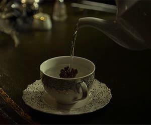 gif, pretty, and tea image