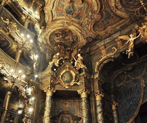 aesthetic, art, and ceiling image