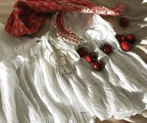 aesthetic, fashion, and cherry image