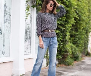 casual, chic, and country image
