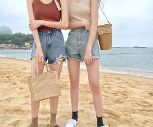 accessories, asian girls, and bag image