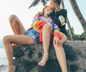 gay, girl, and homosexual image