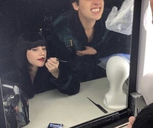 Betty, mirror, and riverdale image