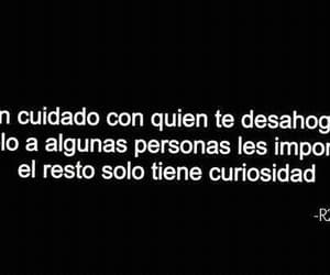 frases, people, and cuidado image