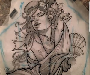 artists, beautiful, and drawing image