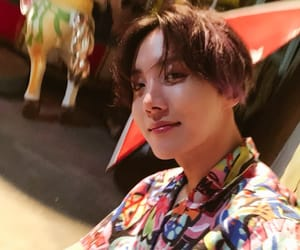 k-pop, bts, and jung hoseok image
