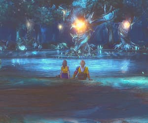 FFX, final fantasy, and video games image