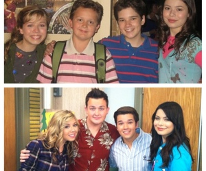 icarly, gibby, and Freddie image