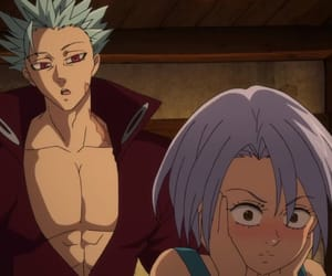 ban, jericho, and the seven deadly sins image