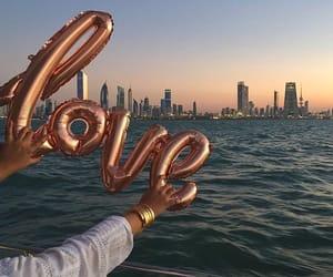 beauty, sea, and Dubai image