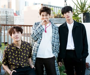 jin, kpop, and dispatch image
