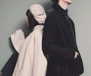 casual, moda, and love image