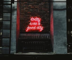aesthetic, red, and quotes image