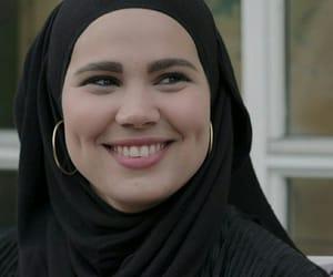 skam, smile, and sana image