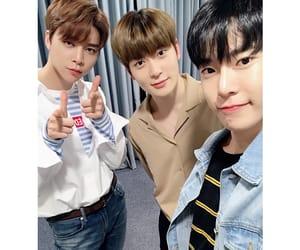 johnny, korean, and kpop image