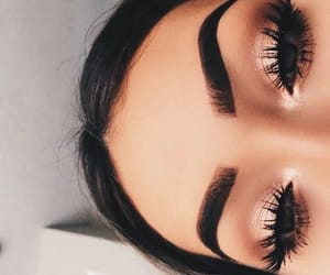 eyes, gorgeous, and makeup image