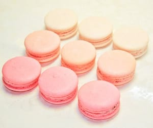 dessert, pink, and etsy image