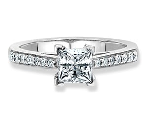 engagementring, madeindublin, and diamonds image