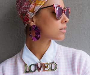 alicia keys, fashion, and chicglam image