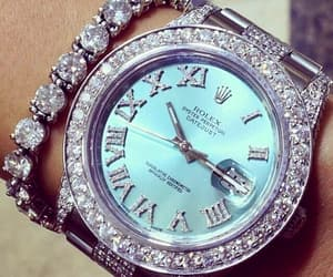 rolex and icedout image