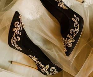 elegant, fashion, and heels image