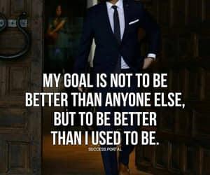 goals, quotes, and gantleman image