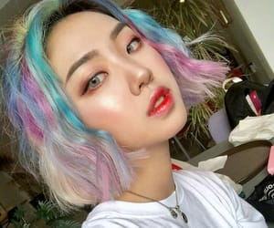 asian, kfashion, and instagram image