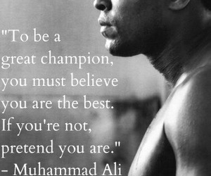 boxing, fit, and muhammad ali image
