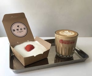 food, aesthetic, and coffee image