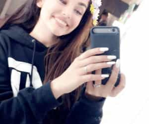 maggie lindemann, flowers, and gorgeous image