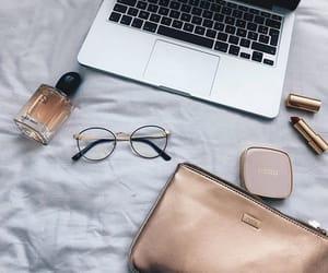 computer, fashion, and fragrance image