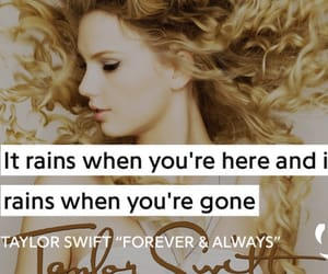 fearless, Forever & Always, and forever and always image