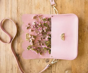 bag, pale, and pastel image