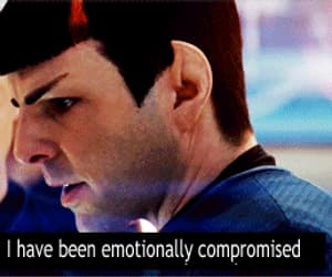 gif, star trek, and zachary quinto image