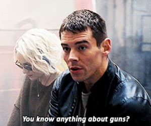 gif, cute, and brian j smith image