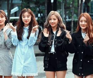 gif, soyeon, and miyeon image