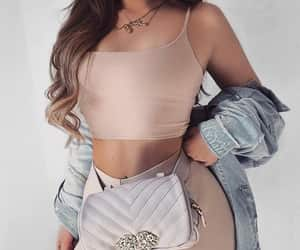 fashion style, outfits goals, and girls inspo image