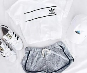 adidas, casquette, and basket image