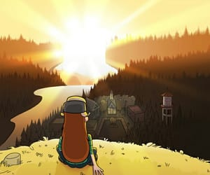 wendy and gravity falls image