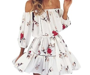 clothing, sundresses, and dresses image