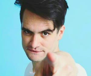 blue, brendon, and brendon urie image