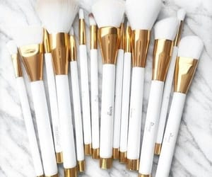 Brushes, fashion, and makeup image