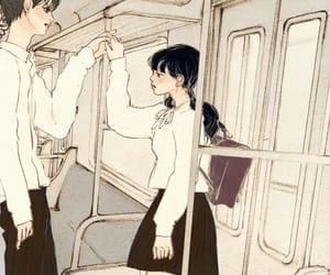 aesthetic, art, and korean image