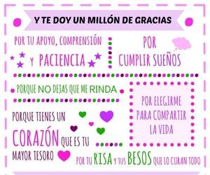 amigos, gracias, and vida image