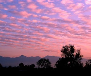 sky, pink, and nature image