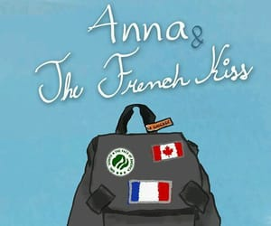 anna and the french kiss and fan art image
