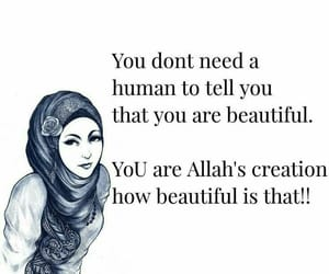 allah, beautiful, and creation image
